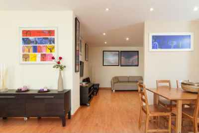 Apartment with tourist licence in Eixample district of Barcelona